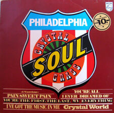 1975 Crystal Grass – Philadelphia Soul Vinyl LP 黑膠唱片  Germany Funk Disco