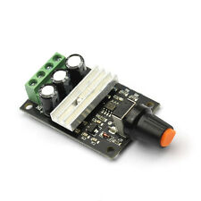 1PC 6V/12V/24V/28V 3A PWM DC Motor Speeds Switch Variable Regulator Controller