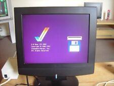 """Amiga Compatible 15"""" LCD 15kHz Monitor  - A500, A600, A1200, A2000, A4000"""