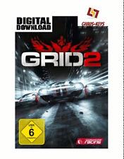 GRID 2 Steam Key Pc Game Code NEU Download Global [Blitzversand]