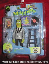 JOHNNY FIAMA with SHARK SKIN COAT The Muppets Show Series 7, Palisades 2004  #3