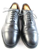 """Allen Edmonds  """"PARK AVENUE"""" Cap-Toe Oxfords 8.5 D Black  (284)"""
