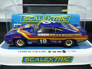 Scalextric C4260 1:32 Ford Falcon XC #18 Bathurst 1978 Slot car suit Carrera