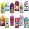 3 X Airwick, Airpure & Fresh Air Freshmatic Spray Refills 250ml Air Freshner