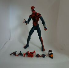 Marvel Legends Absorbing Man wave Ben Reilly Spider-Man loose