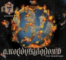 DJ Clay - A World Upside Down The Mixx Tape - CD Digipak - Brand New And Sealed