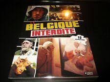 """COFFRET 6 DVD NEUF """"LA BELGIQUE INTERDITE"""" 12 documentaires"""