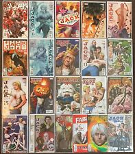 21 Jack of Fables #4,6,7,8,9,10,11,12,13,14,15,16,17,18,19,20,21,22,34,44,46 lot