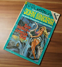 John Sinclair Geisterjäger Gruselromanheft Bastei 2. Auflage Band 65