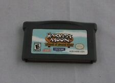 Nintendo GBA Game Boy Advance Game - Harvest moon - Friends of Mineral Town -USA