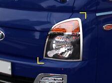 Chrome Head Lamp Molding:2p Made Korea for Hyundai PorterⅡ/H-100 04~  K-945