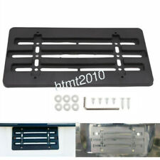 LICENSE PLATE HOLDER MOUNT RELOCATOR ADAPTER KIT BRACKET For SUBARU BRZ OUTBACK