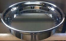 """20""""x 3""""Outer Step Lip Chrome fits all 3pc Wheel Hre,Asanti,vellano,gfg.Mht,Adv1"""