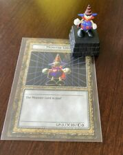 Yu-Gi-Oh  Monster Lord Dungeon Dice Monsters DDM Mini Figure and card