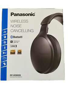 Panasonic Wireless Noise Cancelling Stereo Headphones