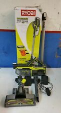 Ryobi P718K Stick Cordless Vacuum Cleaner 18V ONE+ EverCharge with Charger.