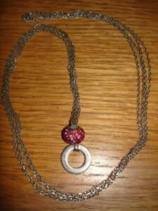 """KAY JEWELERS CHARMED MEMORIES SUPER RARE DOUBLE CABLE CHAIN NECKLACE 31.5"""""""