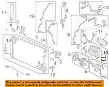 HONDA OEM Compressor-Pressure Relief Valve 38801P9KE01