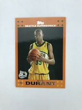 2007 Kevin Durant Rookie Card Topps