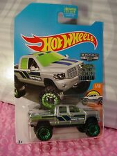 DODGE RAM 1500✰#09 Walmart ZAMAC; TOYO TIRES✰TRUCK✰2017 Hot Wheels ✰Factory Set