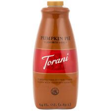Torani Pumpkin Pie Sauce 64 FL. OZ. (1.89 L)