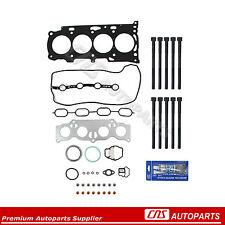 01-06 Toyota 2.4L Camry 2AZFE MLS Cylinder Head Gasket Set Bolt kit VVT-i engine