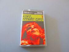 Musicassetta MC - Renato ZERO ICARO 1 Cassette Tape