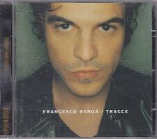 FRANCESCO RENGA - tracce CD