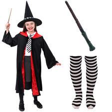 CHILDS WORST WITCH COSTUME GIRLS WORLD BOOK DAY FANCY DRESS OUTFIT HALLOWEEN