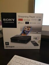 Sony SMPN200 Network Media Player - 1080p, Stream Content, 3D Capable, Built-in