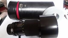 Tokina AT-X SD 80-200mm 1:2.8 Lens With Case And Mount Japan