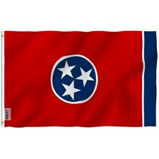 Anley Fly Breeze 3x5 Foot Tennessee State Flag - Tennessee Flags TN Flag