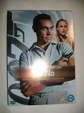 """Dr NO James Bond """"Ultimate Edition"""" DVD NEW & SEALED 2 DISC set"""