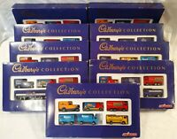 Majorette Cadbury's Collection 5x diecast vehicle set 1:64 (choose your set)