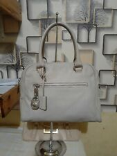 Preloved Authentic Michael Kors Off White Leather 2 way Bag LOW BID SALE