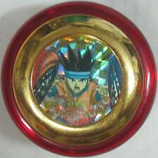 Bandai Hashiguchi Takashi Gold & Transparent Red Super Yo-Yo