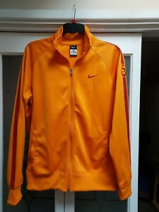 Galatasaray Men's Football Track Top Jacket Size L Nike * VGC*