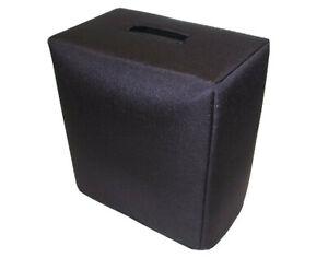 Audiozone 1x12 Combo Amp/Speaker Cabinet Cover, Padded, Black, Tuki (audi004p)