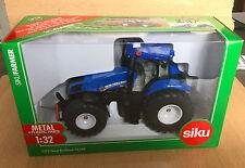 VEHICULE TRACTEUR AGRICOLE METAL 1:32 SIKU FARMER 3273 NEW HOLLAND T8.390