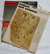 Nature and Science - February 19, & March 18, 1968