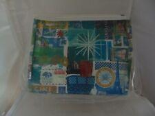 ORIGINS  PVC Makeup Zipper Pouch Cosmetic Bag Toiletry Travel