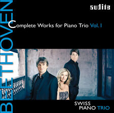 Beethoven / Swiss / - Complete Works for Pno Trio 1 [New CD]