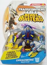 TRANSFORMERS PRIME BEAST HUNTERS - DREADWING DELUXE CLASS SEALED NEW
