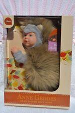 Anne Geddes 'baby Hedgehog' Bean Filled Soft Doll -