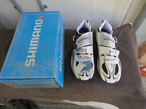 BICYCLE SHOES 48 SHIMANO SH-RO87W PRO ROAD RACING TOURING