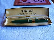 Boxed Serviced Sheaffer Imperial IV Fountain Pen