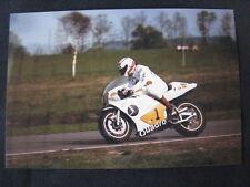 Photo Jan Oudbier Suzuki RGB500 1985 #1 Rob Punt (NED) #1