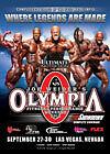 bodybuilding dvd 2012  MR OLYMPIA  & 202 showdown