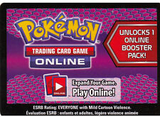 50x Pokemon Dark Explorers Code Card for Pokemon TCG Online Booster Packs