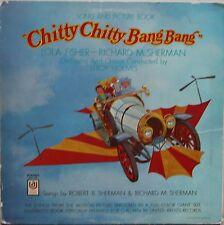 """Vinyle 33T  """"Chitty chitty bang bang"""""""